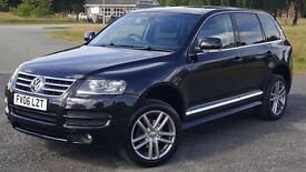 Volkswag Touareg sport in lovely condition. LOW MILAGE