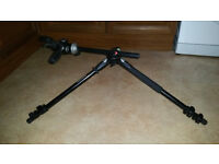 Manfrotto 190x prob tripod with 804rc2 head