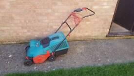 Bosch alr900, lawn raker, aerator