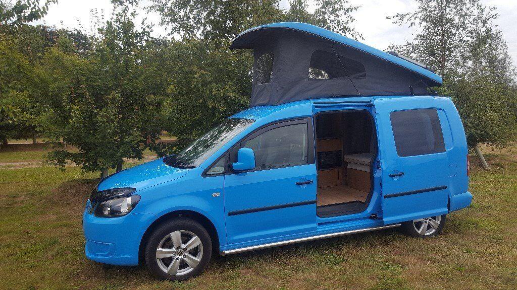 vw caddy campervan 2 2 berth in norwich norfolk gumtree. Black Bedroom Furniture Sets. Home Design Ideas