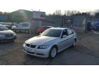 2005 (05 reg) BMW 3 Series 2.0 320i SE 4dr Saloon FOR SALE £1,995 MOT'D TILL 6/12/2018