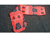 Star Wars Darth Vader socks