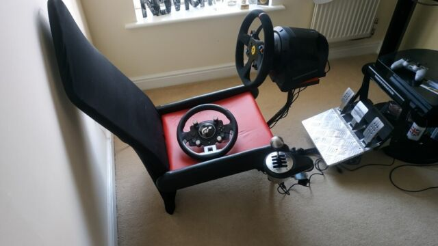 Rinoseat GTR Sim-Racing Seat (collection and trying out at my place) | in  Aylesbury, Buckinghamshire | Gumtree