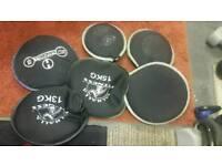 Hyperwear sandbell /steelbell/vallhala