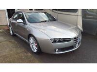 Alfa Romeo 159 2.4L Ti - Full History and Recent Cambelt