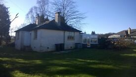 For Sale - Detached Rural 3 Bed Bungalow set within large garden.