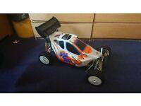 FG modellsport leopard 2wd competition buggy marder, baja, elcon, lauterbacher,MCD,FTX