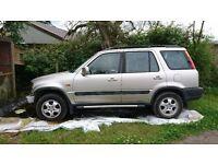 Spares or Repairs Honda 1998 CRV