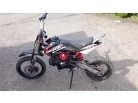 Pit bike 125 (gear problem)