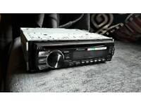 Pioneer car radio vauxhall corsa