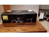 Nikon DSLR Camera D3100 18-55 VR Kit(Reduced for quick sale and unused)
