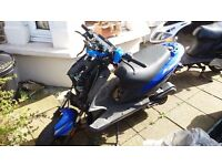 Moped repairs and spares for 125cc