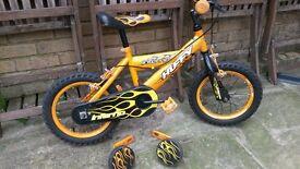 Huffy 14' boys bike