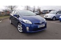 TOYOTA PRIUS T SPIRIT 59 PLATE NICE CLEAN CAR MOTORWAY MILES PCO ELIGIBLE HPI CLEAR MILES WARRANTED