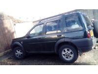 LandRover Td4, 2002: Parts available