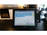 POS Touch Screen Computer for Sale only used for sales demonstrations