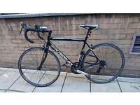 Viking Peloton road bike - 5 months used