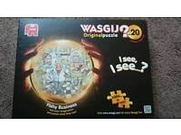 Wasgij Jigsaw No.20 Fishy Business