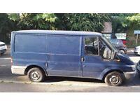 VAN WITH VERY GOOD ENGINE,LOW MILEAGE, LONDON SE8 £1500