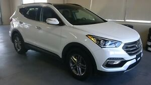 2017 Hyundai Santa Fe Sport SE AWD Leather Sunroof Stratford Kitchener Area image 1