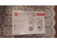 Motorola MBP11 Digital Audio Baby Monitor