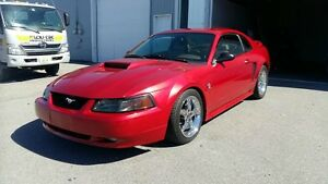 1999 Ford Mustang GT,Manuelle,Beaucoup d'ajouts performance