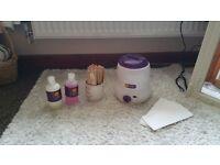 Salonsysyem just wax heater