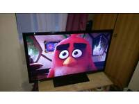 Lauros 42 inch full HD 1080p ultra thin tv