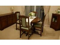 Complete Wooden Furniture set.
