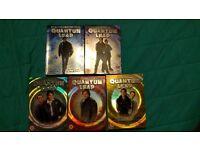 Quantum leap complete series 1 to 5