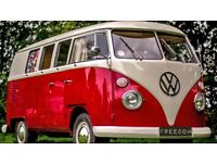 Isle of Wight Festival Campervan Pass with Electrical Hook Up