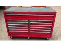 Clarke tool chest box cost £770 new