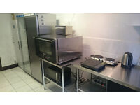 Commercial Kitchen + photo shoot equip. in MANOR HOUSE N4