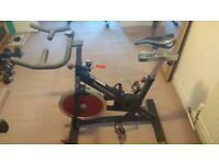 Exercise Spin Bike - Proform 290 - with digital display
