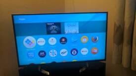 "Panasonic 40"" 4k HD TV"