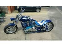 Harley davidson sportster custom made