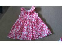 Baby girl 6-9 bundle