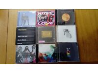 9 cds for sale