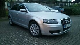 2006 Audi A3 1.6 Fully loaded, Full service history etc... Quick sale