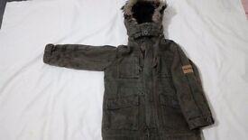 Designer Rocha John Rocha Winter Jacket 5-6 years size