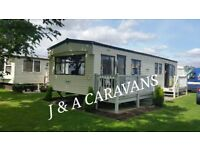 8 berth 3 bed to hire rent on Waterside Leisure Park Ingoldmells