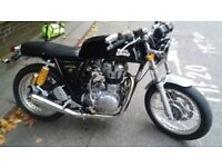 ROYAL ENFIELD GT CONTINENTAL - BEST EXAMPLE!!