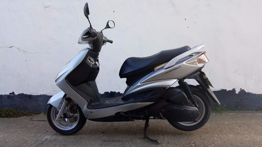 yamaha xc 125 cygnus nxc125 cygnus 2007 39 07 scooter hpi. Black Bedroom Furniture Sets. Home Design Ideas