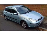 2004 FORD FOCUS 1.6 AUTO AUTOMATIC DRIVES GREAT EXCELLENT CONDITION