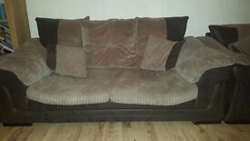 3 seater sofa bed and 2 seater sofa
