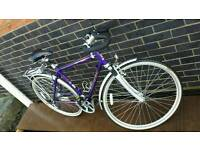 HYBRID GENTS Touring bike(NEW) RALEIGH SPORT 200 UPRATED PARTS
