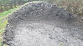 SOIL approx 10 cubic meters left , come and take as much as you want.