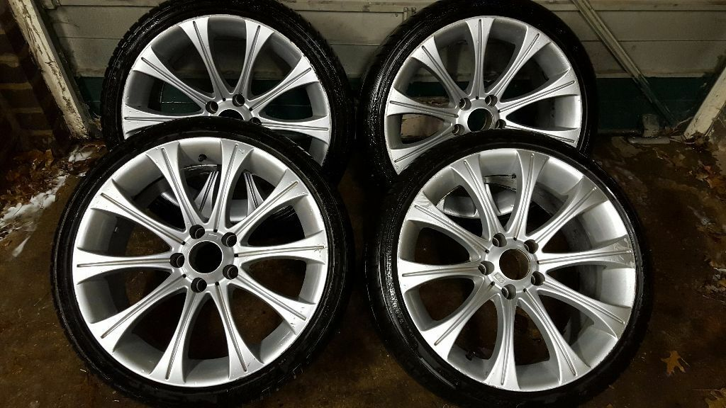 Bmw E60 E61 M5 Replica Style 166 Alloys In Liverpool