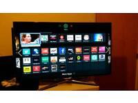 "Samsung UE40F6500SB 40"" LED 3D HD 1080p Smart TV with Freesat HD"