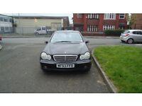 Mercedes C220, full service history, 2 keys, Diesel, Automatic